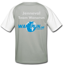 Tee-Shirt Wanarun Dos