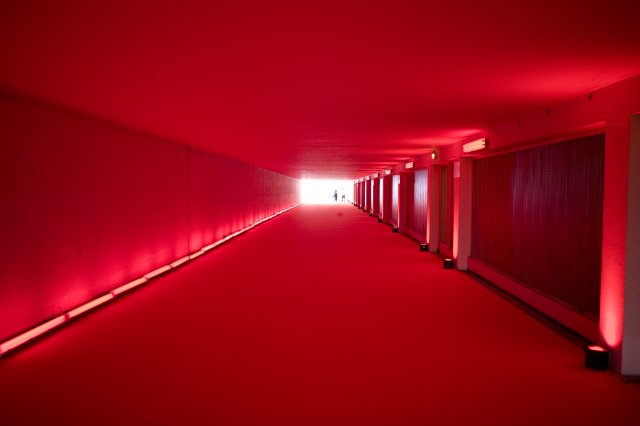 Tunnel rouge