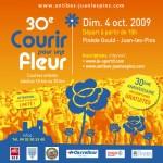 Courir pour une fleur 2009