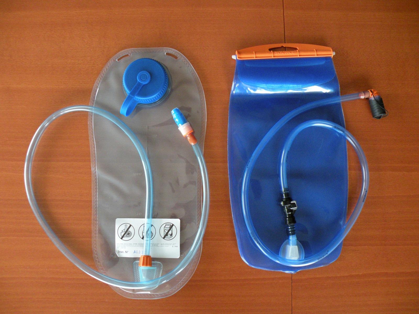 test du sac eau kalenji 6l. Black Bedroom Furniture Sets. Home Design Ideas