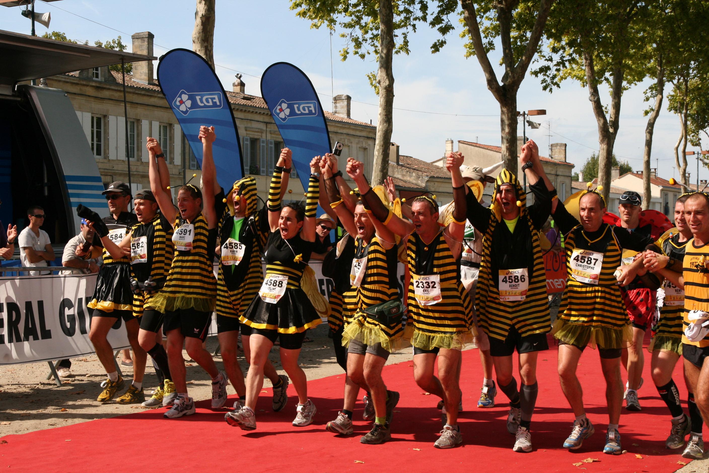 Marathon du Médoc 2011 : photos et compte-rendu