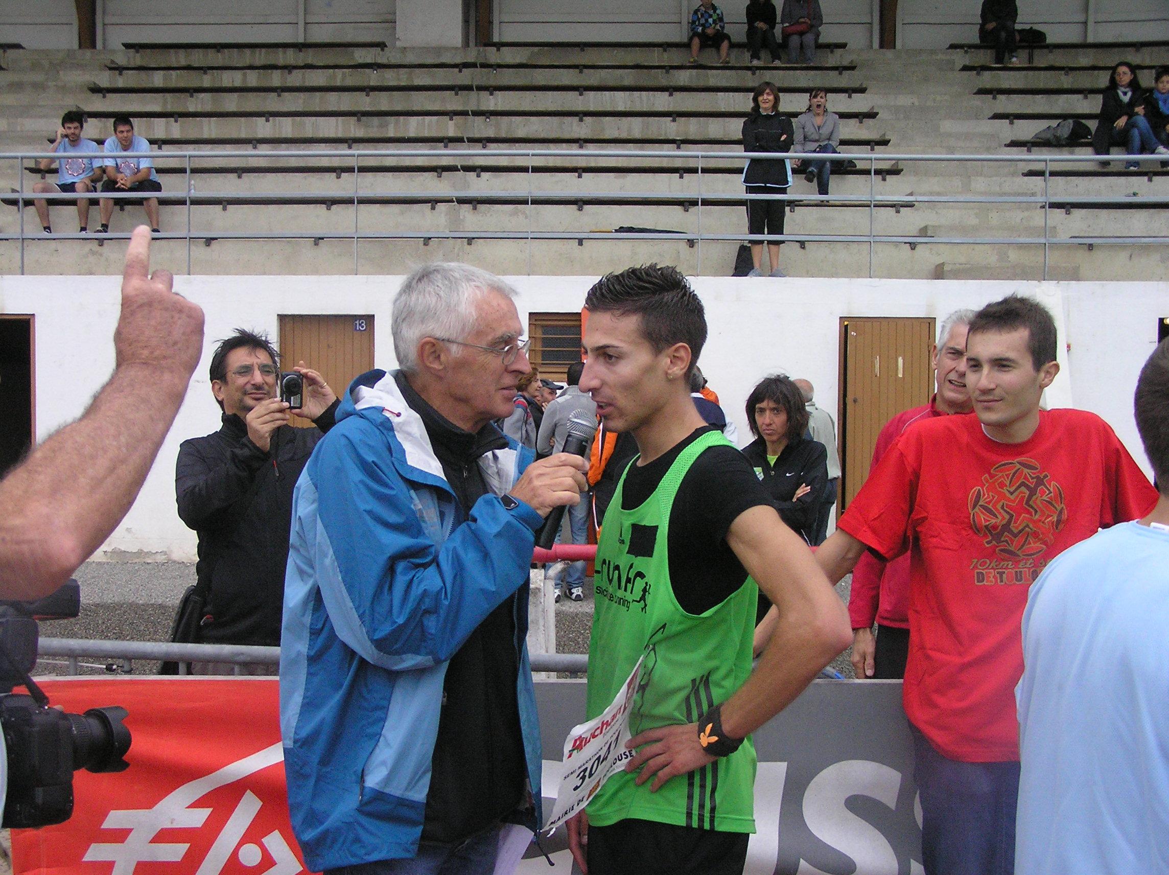 Semi-marathon de Toulouse : photos et compte-rendu