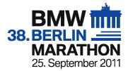 Résultats marathon de Berlin 2011