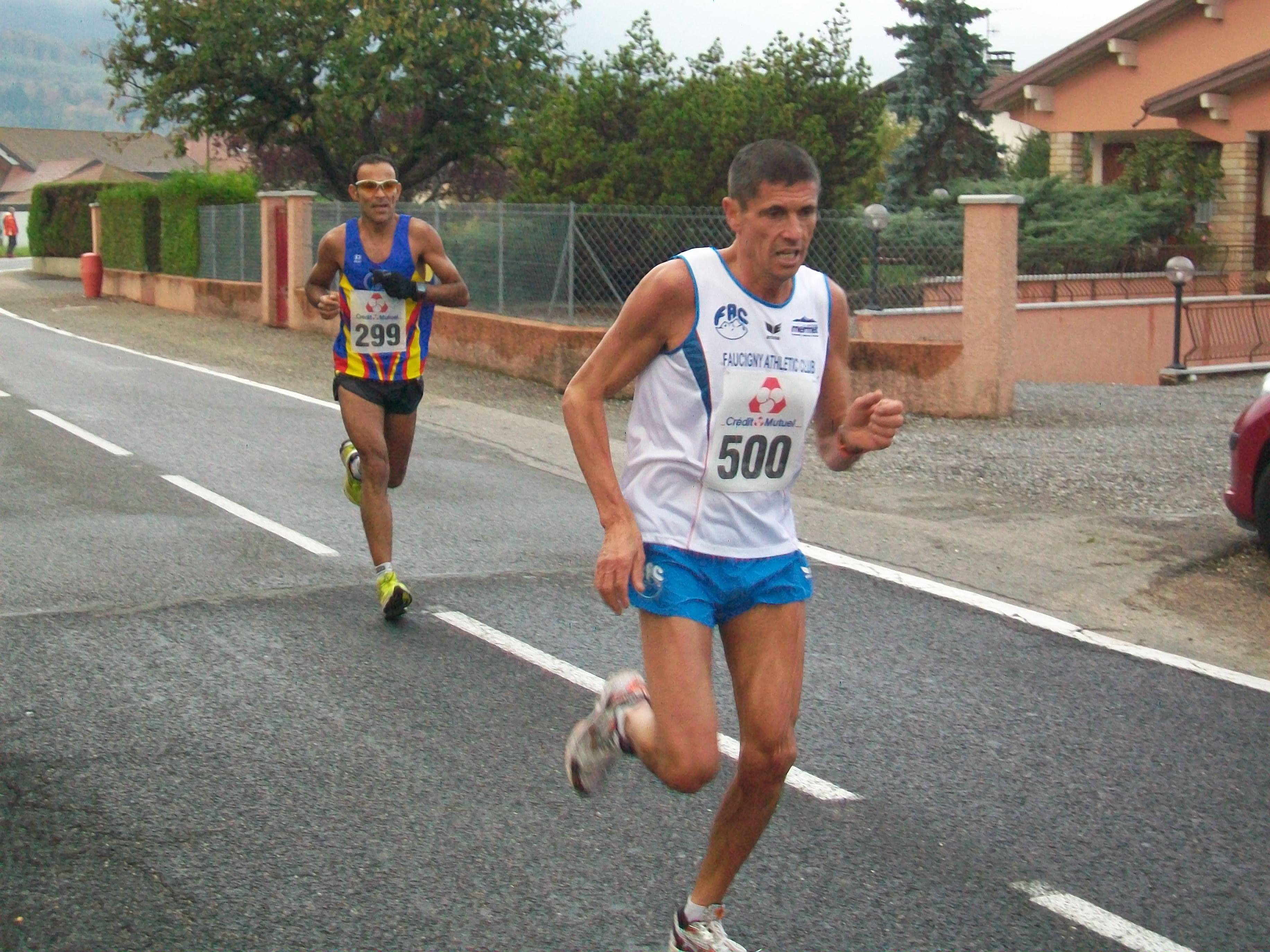 Portrait de coureur : Gilles FARINA