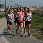10 km de Satuc 2012 Tête de course