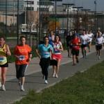 10 km de Satuc 2012 Ligne droite
