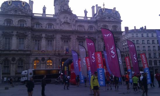 Lyon Urban Trail 2012 : mes impressions mais également