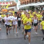 Corrida de Toulouse 2012 - départ foule
