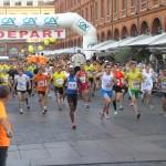 Corrida de Toulouse 2012 - départ élite