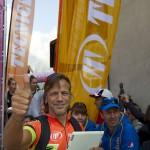 tor des geants 2012 courmayeur partenza