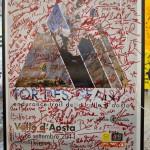 "Courmayeur Tor de Geants 2011  il manifesto con le firme dei ""finisheers"""