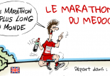 Tout savoir sur le marathon du médoc