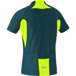tee-shirt tenue gore running wear back