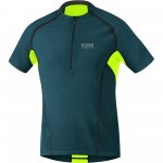tee-shirt tenue gore running wear front