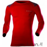 concours x-bionic tee-shirt running speed homme