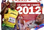 Le livre de l'année 2012 par l'Equipe.