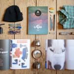 2- magazine platter