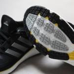adidas energy boost : semelle d'accroche