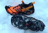 Courir sur la neige : EzyShoes X-Treme vs DueNorth SureFoot