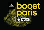 #boostparis, les 1700km de Paris !
