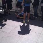 LUT 2013 - Des crampes après la course