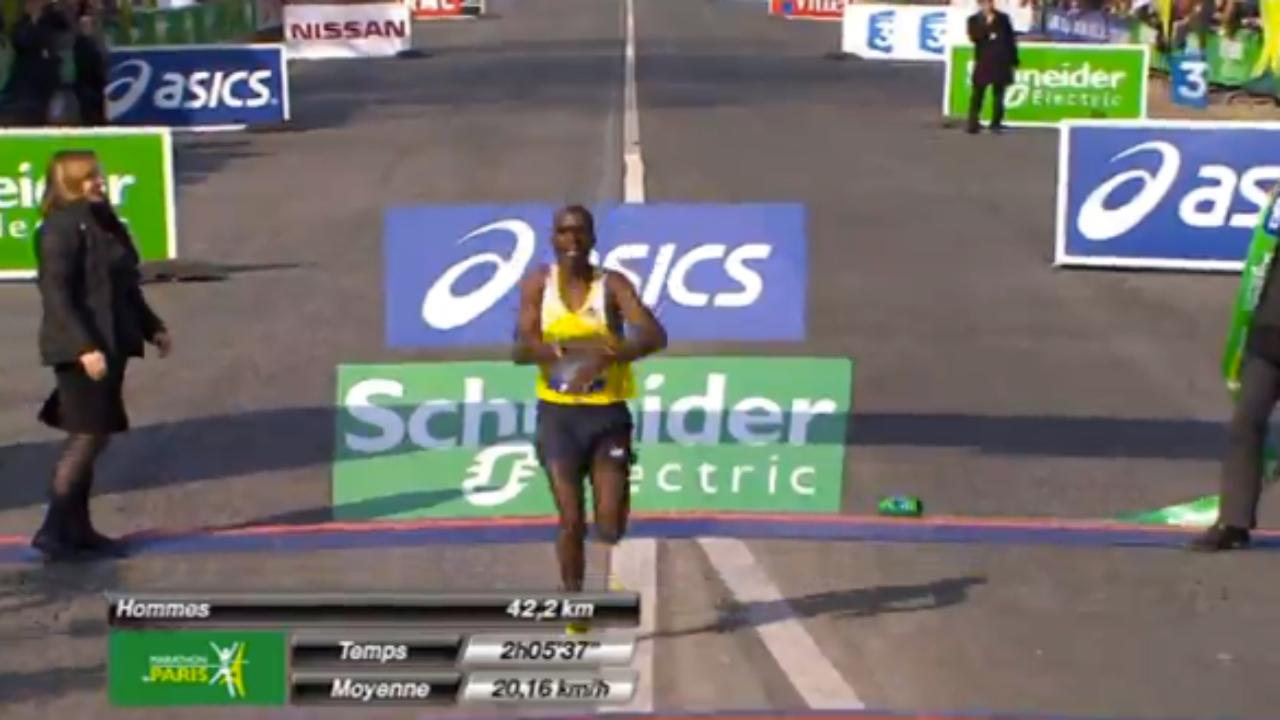 Paris Et De 2013Résultats Marathon Classements T3lc5FK1uJ