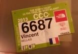 CCC 2013, le clignotant à Vallorcine...