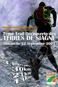 Trail des Terres de Siagne 2013