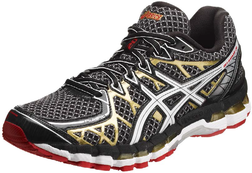 asics kayano 20 rouge