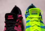 Comparaison Nike FlyKnit Lunar 1 et 2