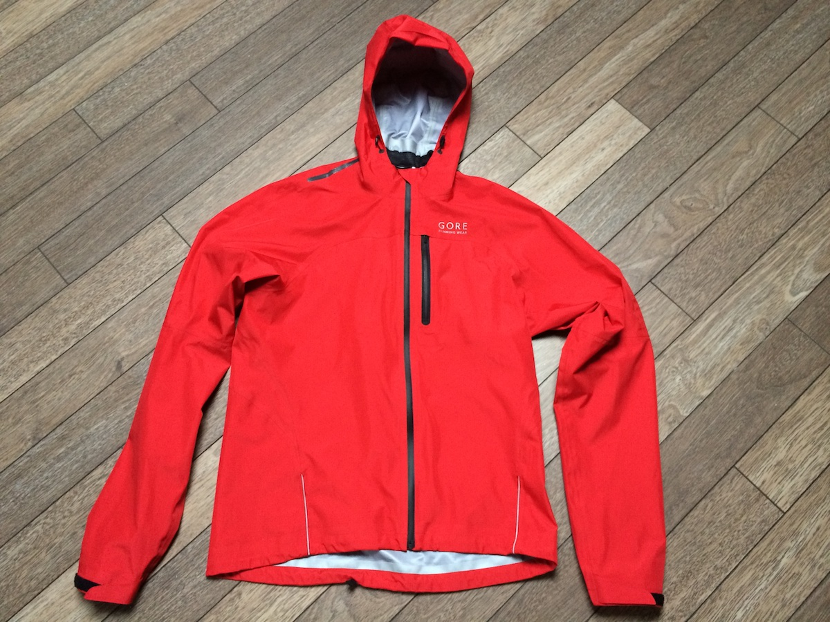 comparatif veste femme running pluie