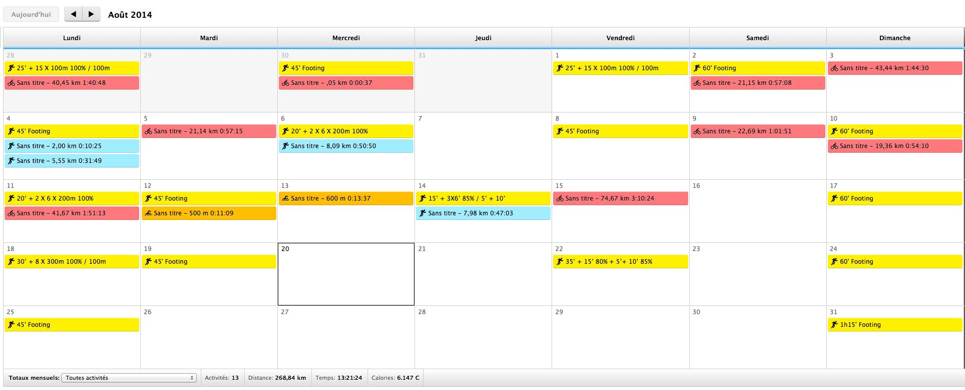 Plan d 39 entrainement marathon semi marathon ou 10 km - Programme d entrainement sur tapis de course ...