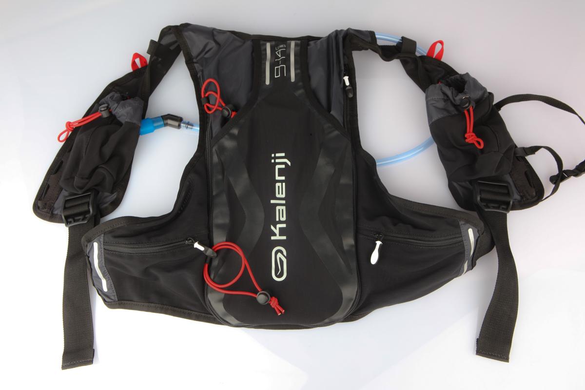 bc05649c9d Nouveau sac trail Kalenji : le test