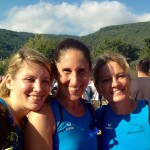 Marine, Charlène, Laurence