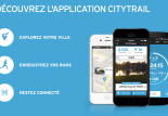 Nancy enfin dans l'application City Trail de Salomon