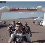Marathon des sables 2015 - Arrivée de la 2ème étape