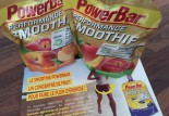 Smoothie PowerBar : j'adore