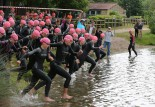 Triathlon de Neuves Maisons : premier triathlon de 2015