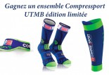 Gagnez un ensemble UTMB Compressport
