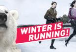Odlo Crystal Run : l'hiver souffle sur Paris
