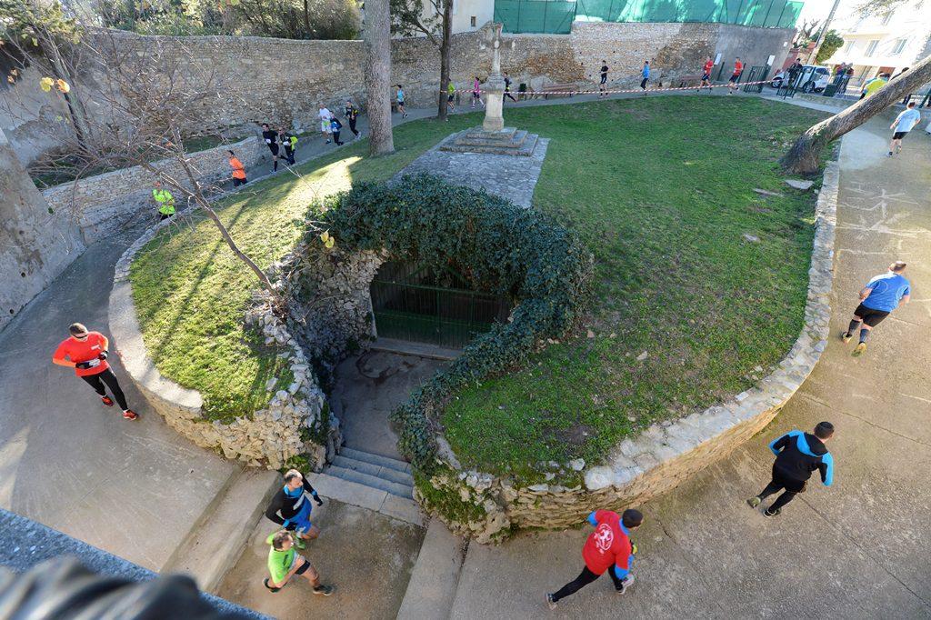 Nîmes Urban Trail