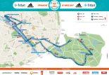 Parcours semi-marathon de Paris 2017