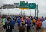 Ambiance au marathon de New-York
