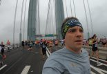 Quand tu traverses le Verrazano Bridge…