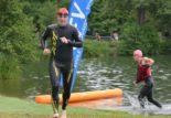 Premier dossard de l'année : Triathlon Moselle & Madon