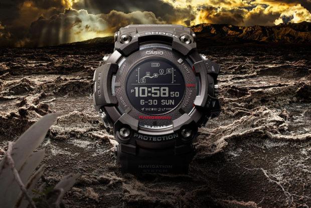 Casio Rangeman GPS