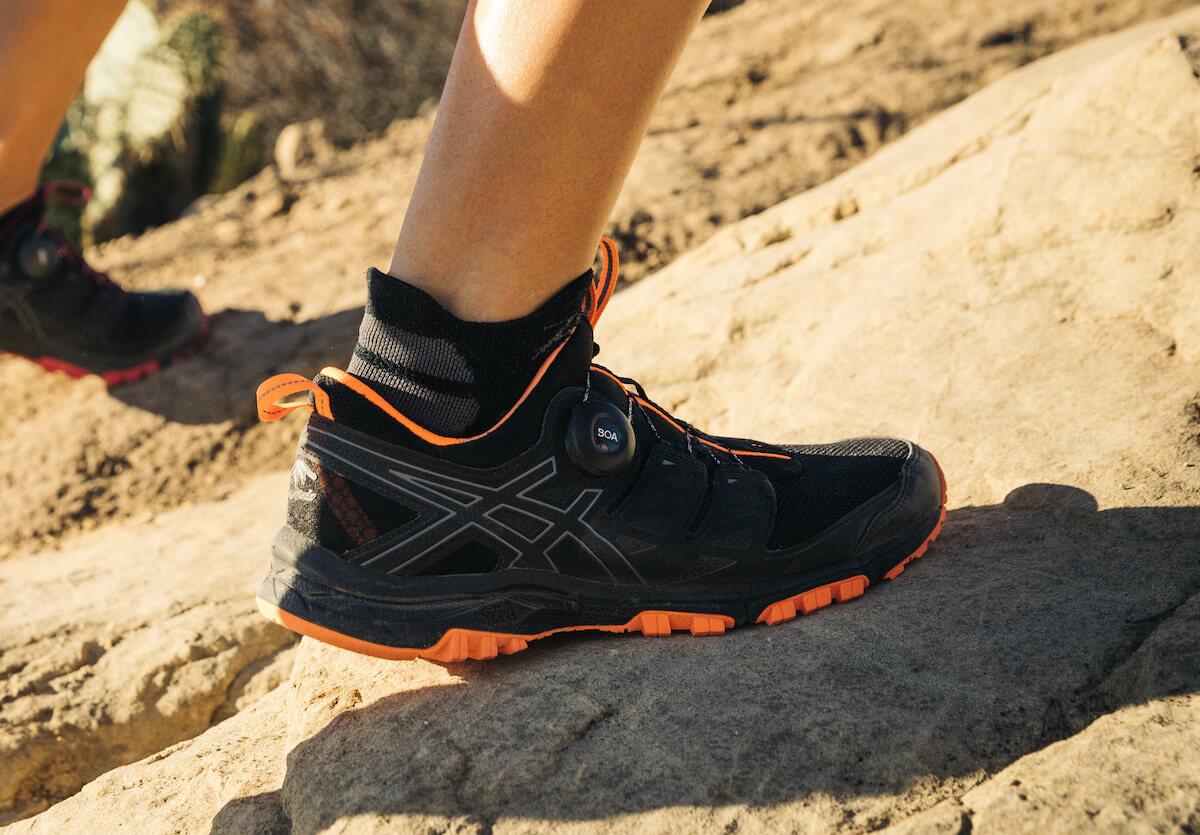sur des coups de pieds de les dernières nouveautés nouveau pas cher Laçage BOA : à l'attaque du running