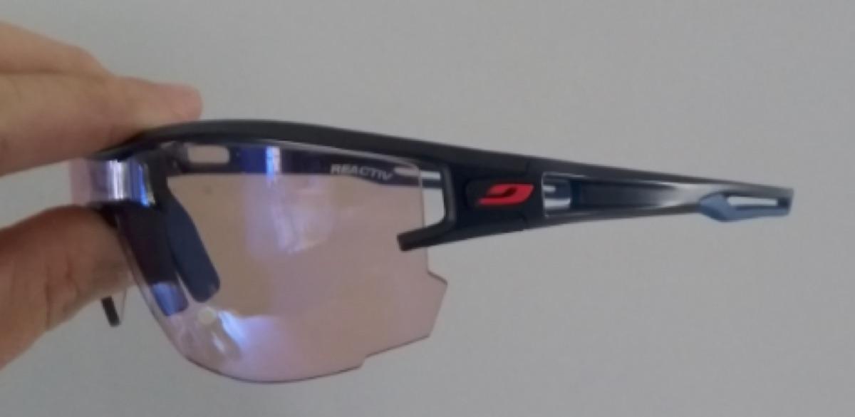Technologiquement parlant, on à faire à une lunette avec un verre mono  écran qui permet de dégager complètement le champ de vision (très utile  quand on veut ... fa9c921e90f6