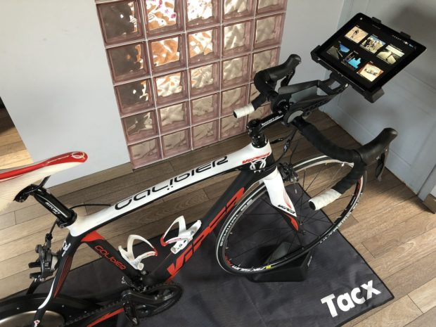 installation Tacx Neo Smart