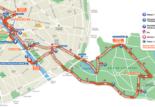 Semi-marathon de Paris 2019 : nouveau parcours